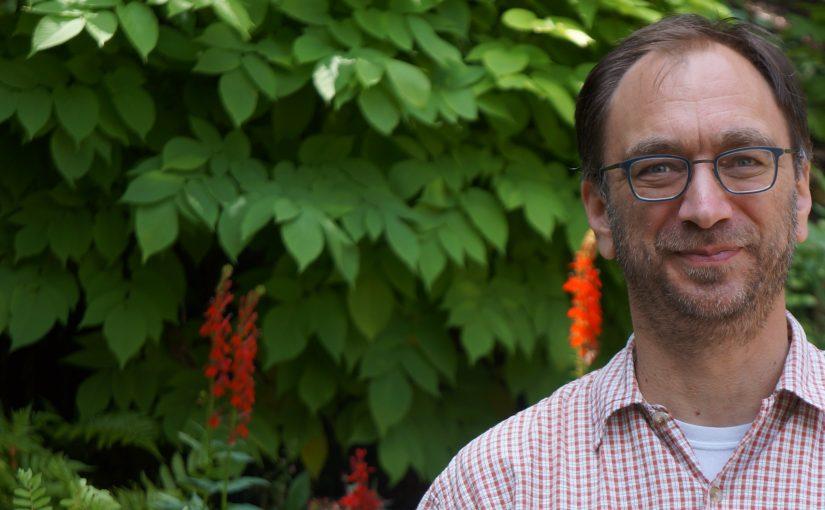 Portrait of Andreas Broscheid